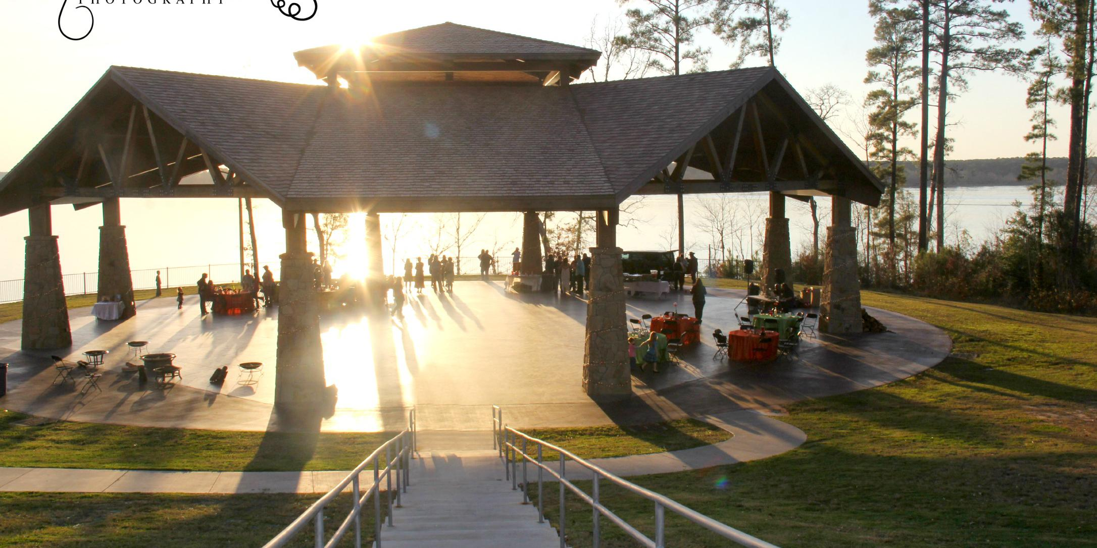 Cassels-Boykin County Park wedding East Texas
