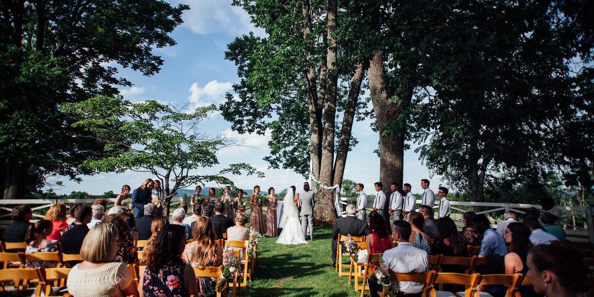 James Monroe's Highland wedding Charlottesville