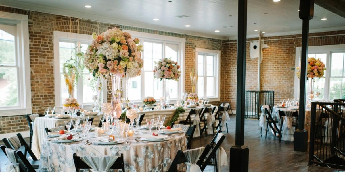 Station 3 wedding Houston