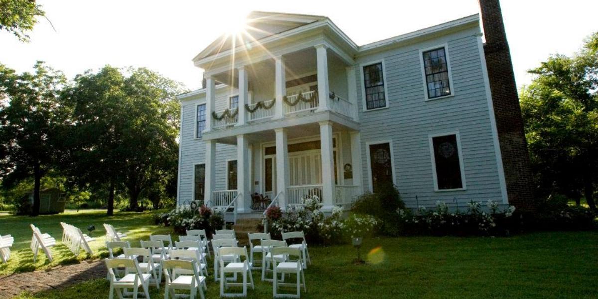 The Dewberry Plantation wedding Dallas