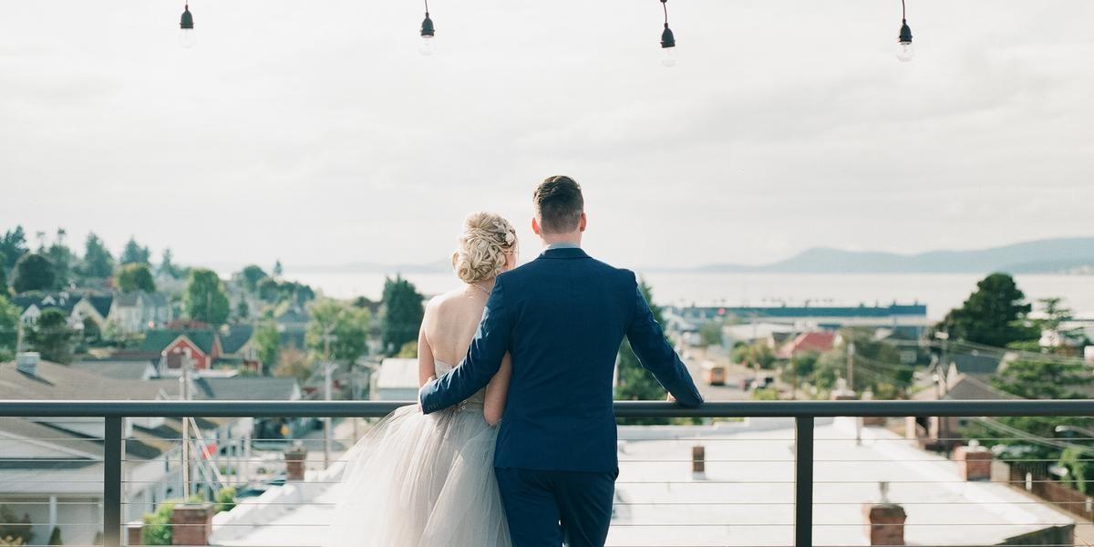 Majestic Inn & Spa wedding Everett