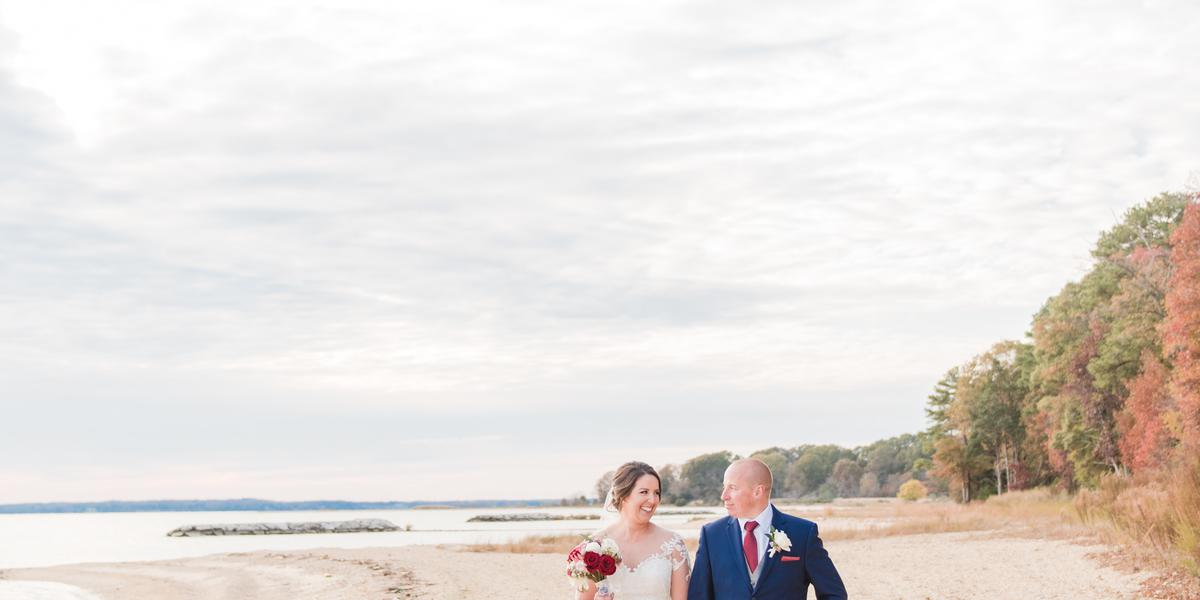 Swan Point Yacht and Country Club wedding Eastern Shore/Chesapeake Bay