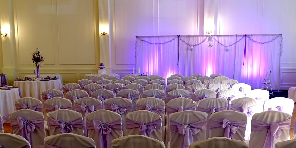 Santerian Hall at Holy Trinity Armenian Church wedding Philadelphia