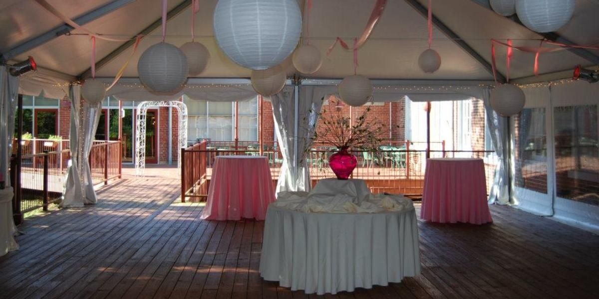 The Great Room at Historic Savage Mill wedding Baltimore