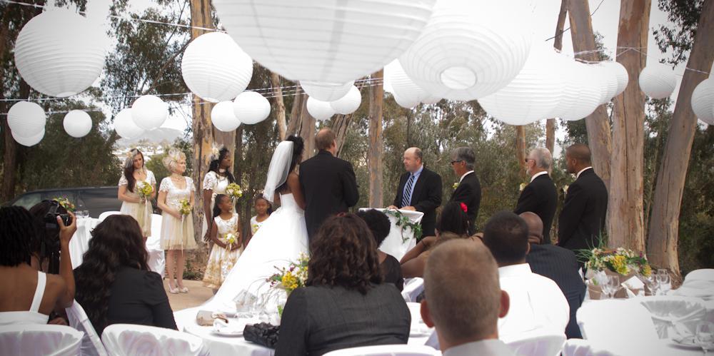 Thibodo Ranch House wedding San Diego