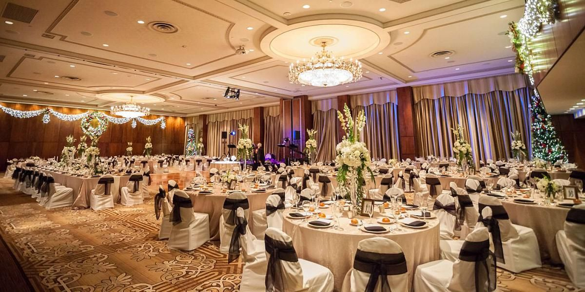 The Brown Palace Hotel and Spa wedding Denver