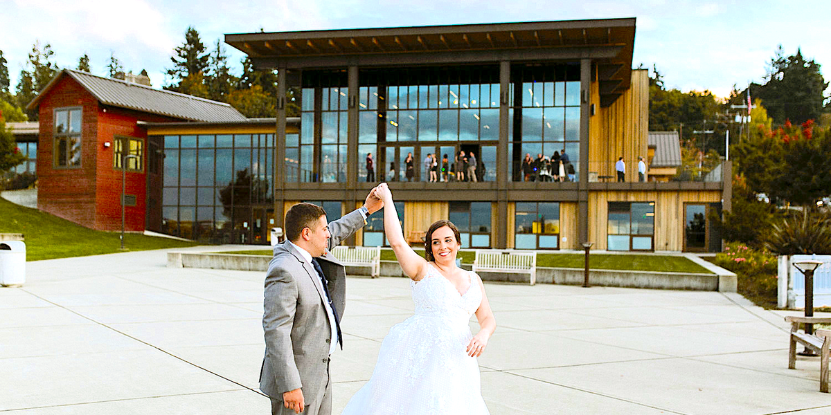 Rosehill Community Center wedding Seattle