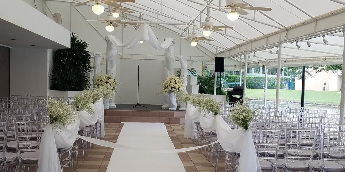 Lakeside Terrace wedding Boca Raton
