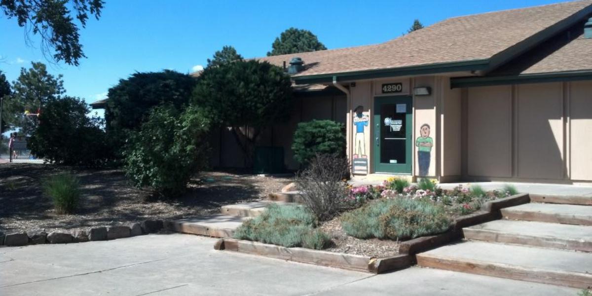 Deerfield Hills Community Center wedding Colorado Springs