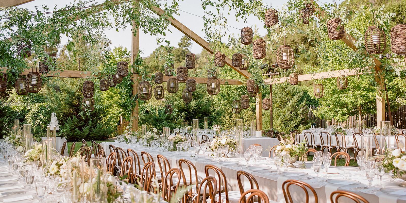 Gardener Ranch wedding Monterey/Carmel Valley