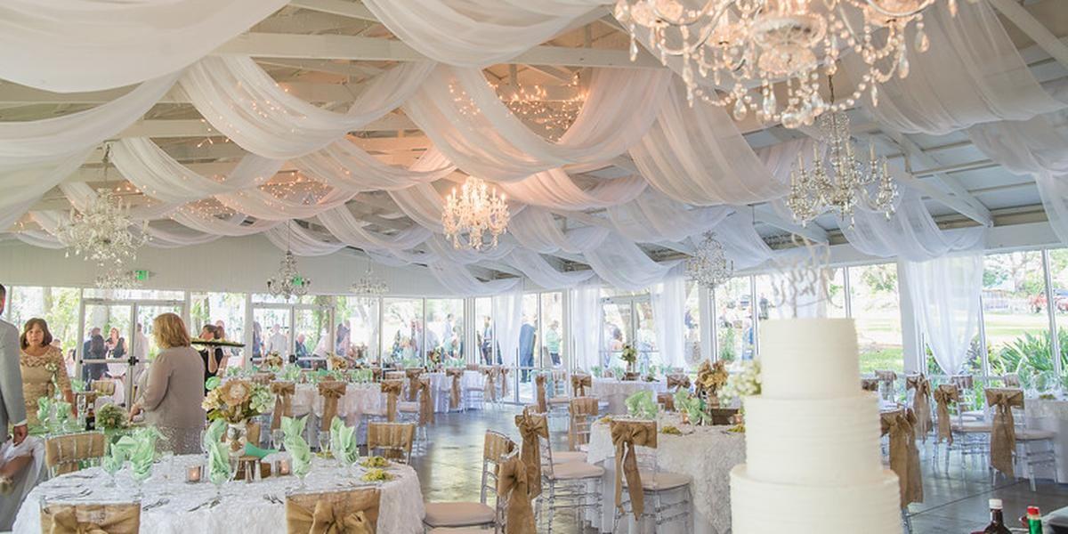 Saxon Manor: Garden Room wedding Tampa