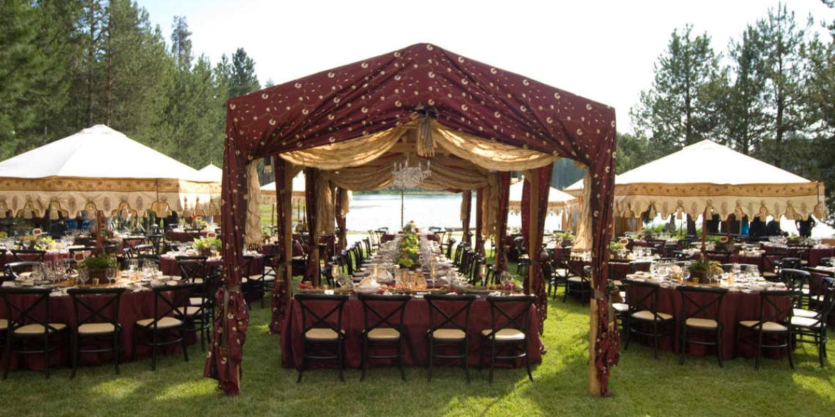 Lassen Meadows Ranch wedding Northern Lakes
