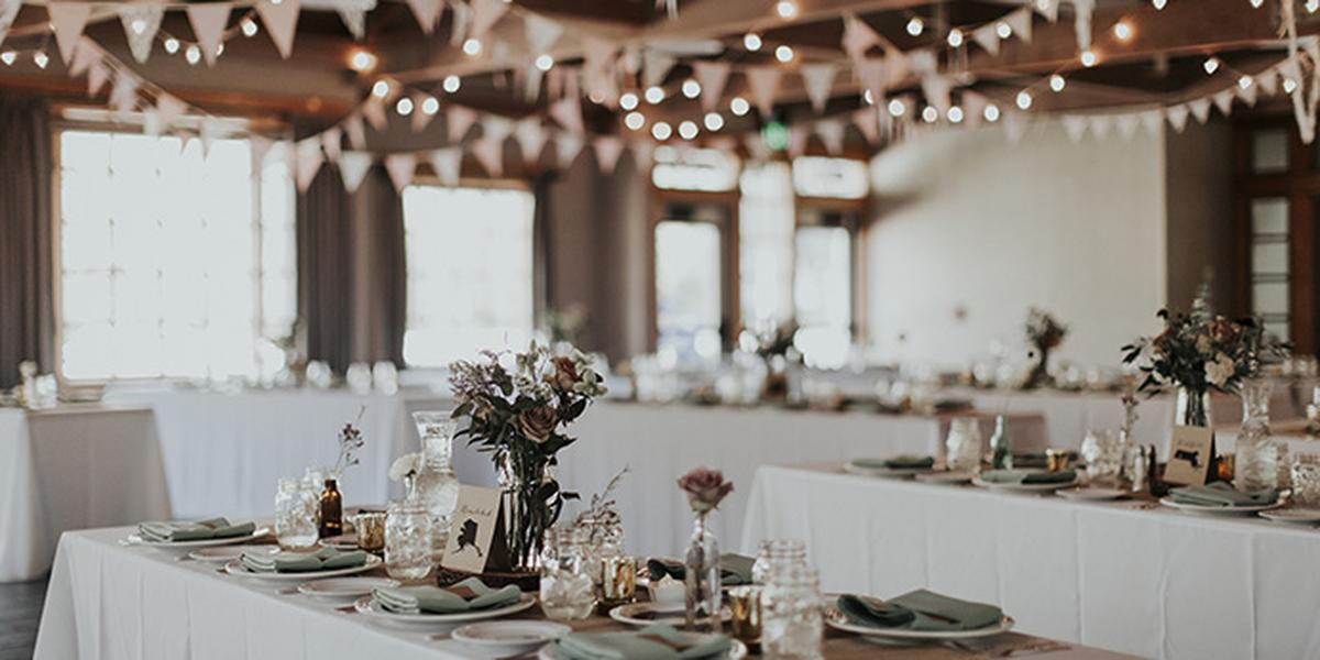 Aspen Hall wedding Willamette Valley