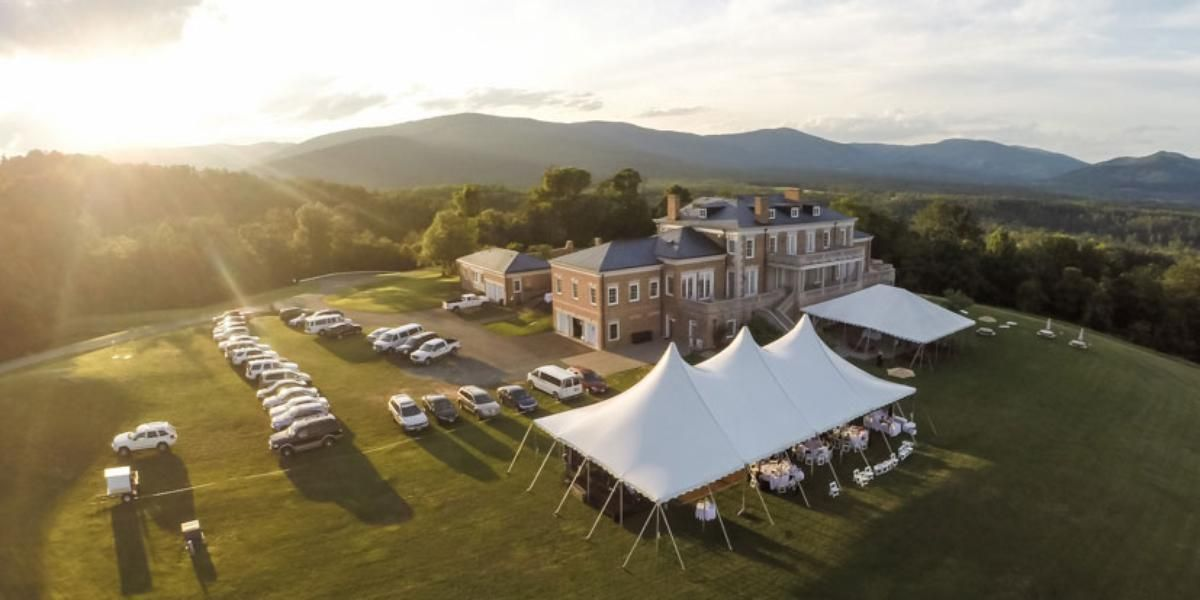 Grace Estate Winery wedding Charlottesville