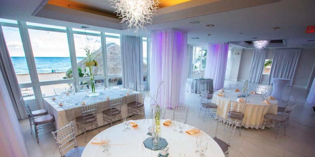 Ocean Manor Beach Resort wedding Fort Lauderdale