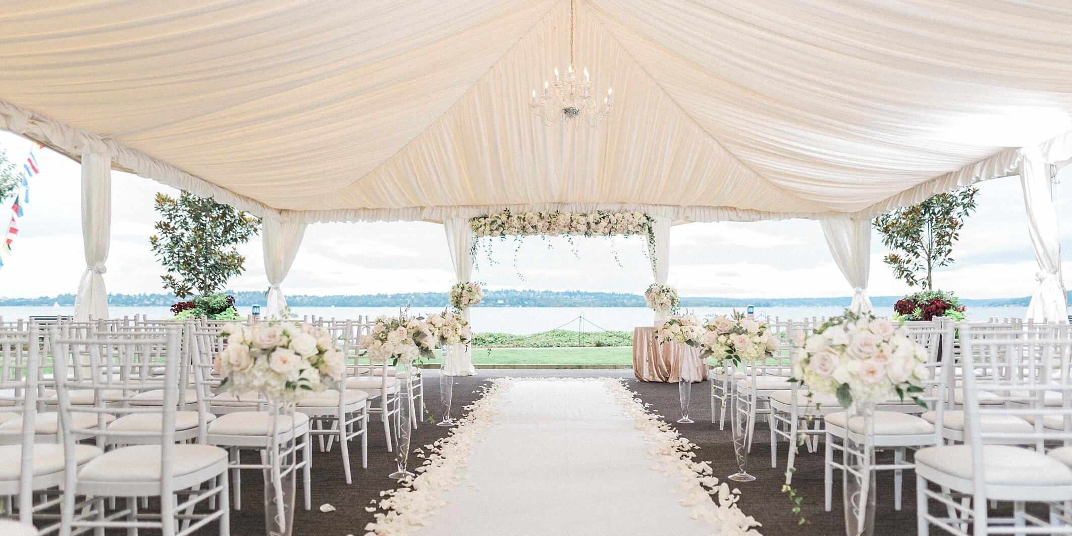 The Woodmark Hotel & Still Spa wedding Seattle