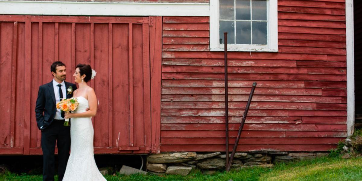 The Warfield House Inn wedding Western Massachusetts