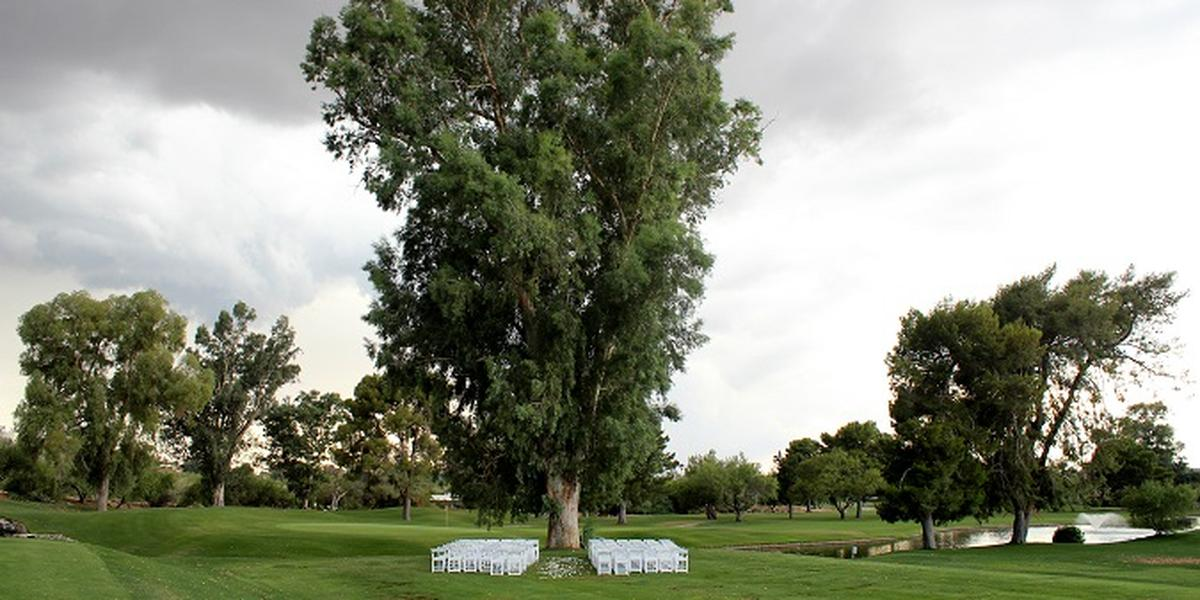 Oro Valley Country Club wedding Tucson