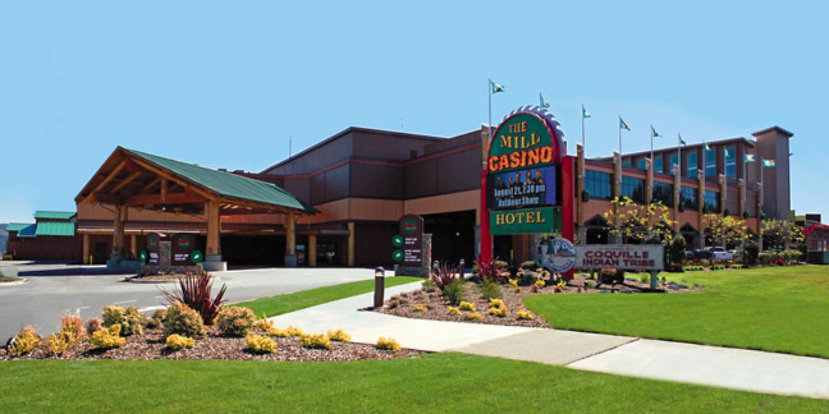 The Mill Casino Hotel & RV Park wedding Coastal Oregon