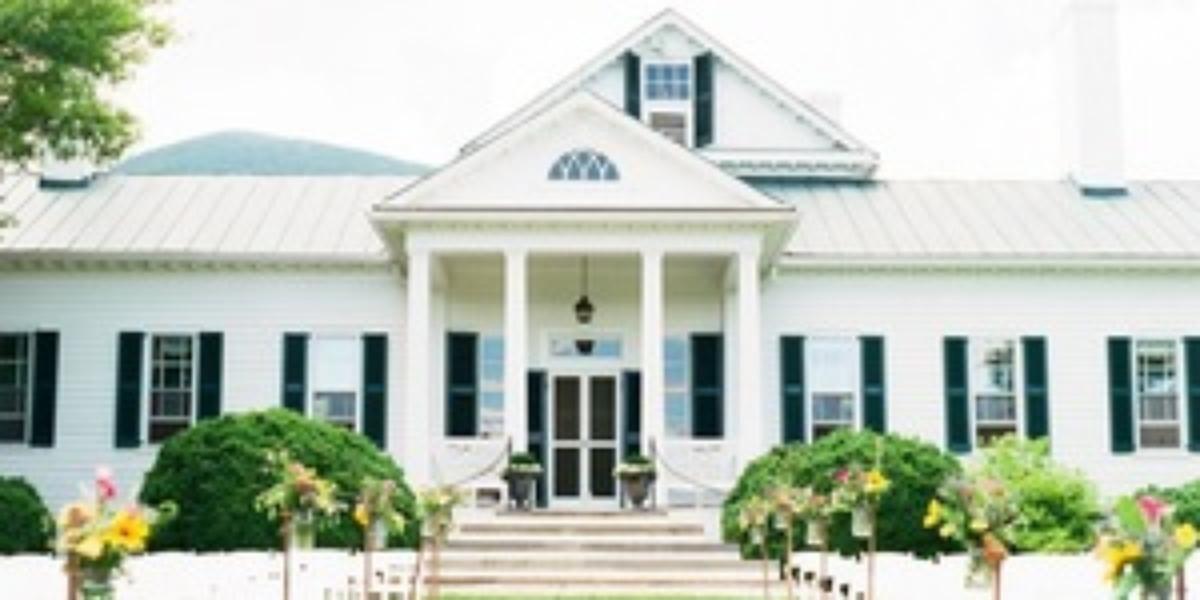 Pharsalia Events wedding Charlottesville