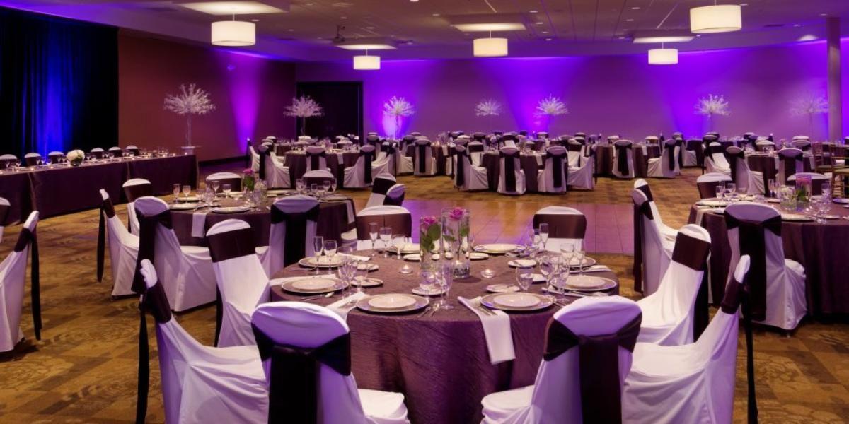Hilton Garden Inn   700 Beta Conference Center wedding Columbus