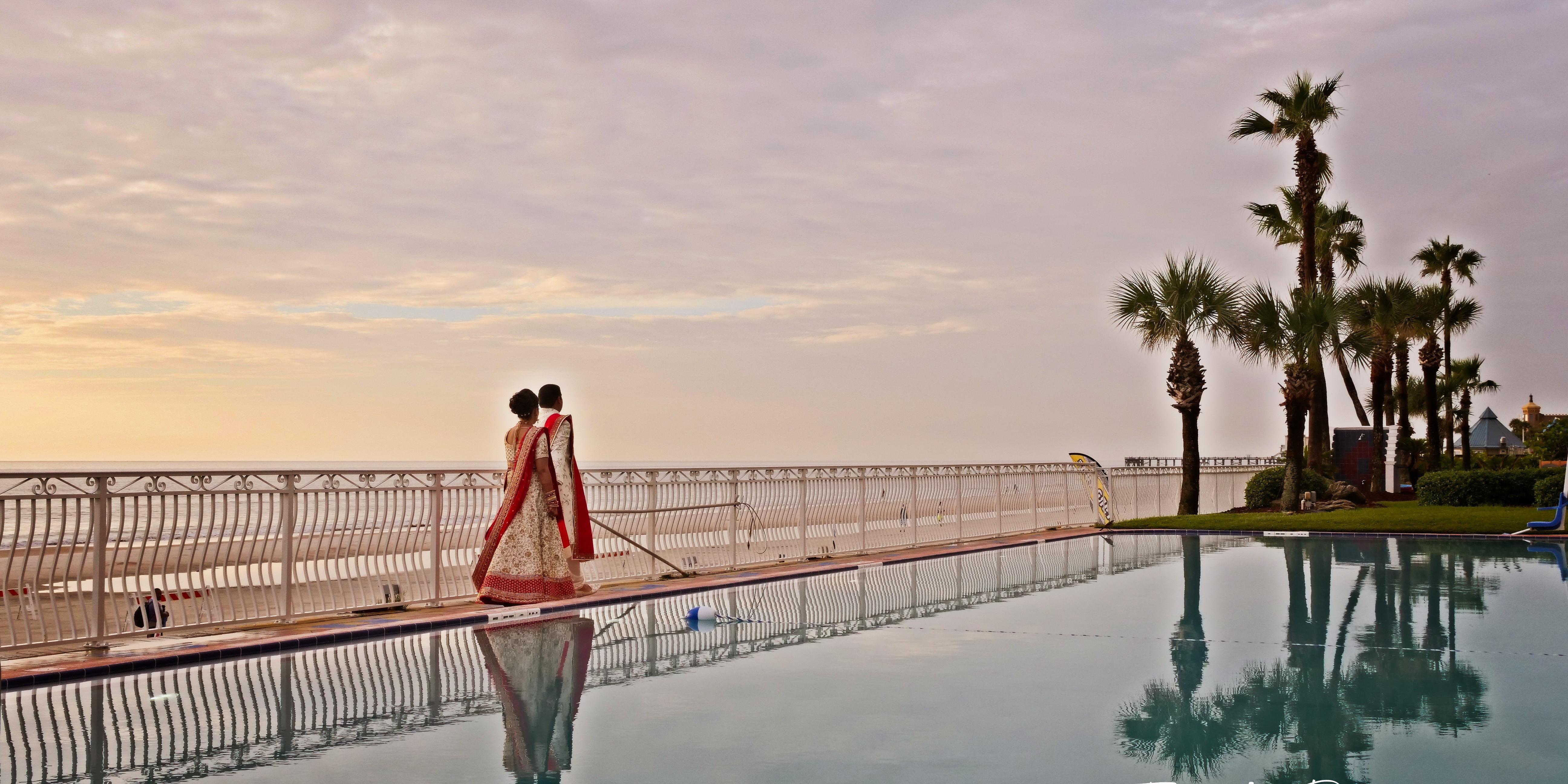 The Plaza Resort & Spa wedding Orlando