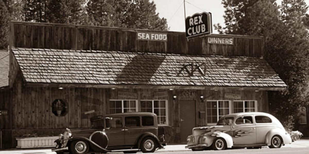 The Rex Club wedding Northern Lakes