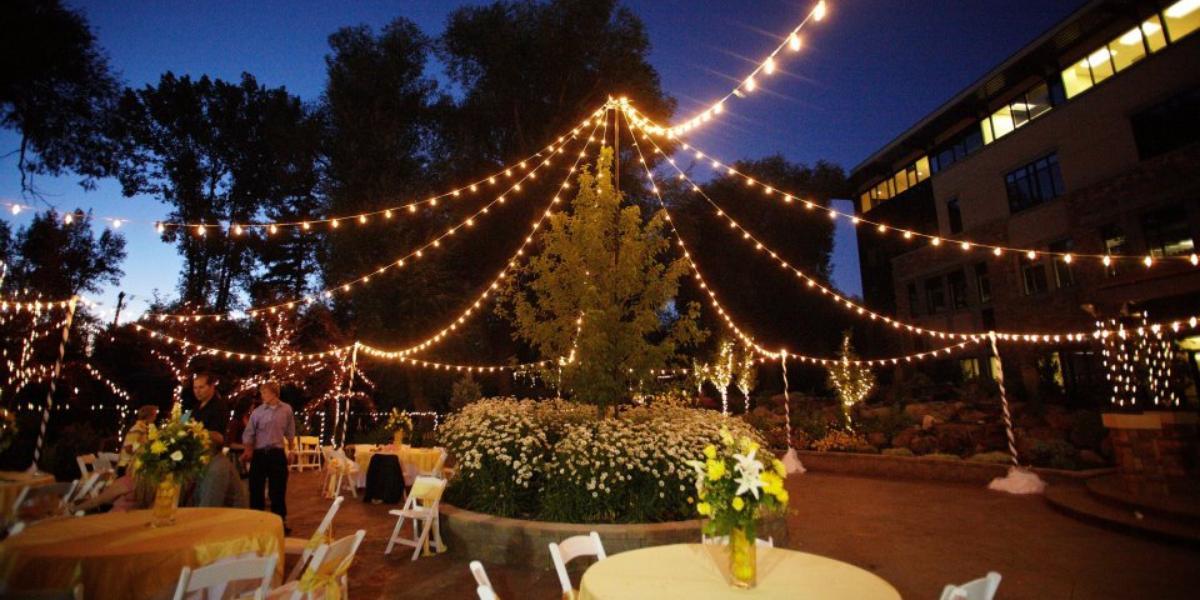 Riverwoods Conference Center wedding Salt Lake City