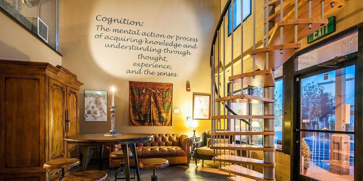 Cognition Winery wedding Salt Lake City