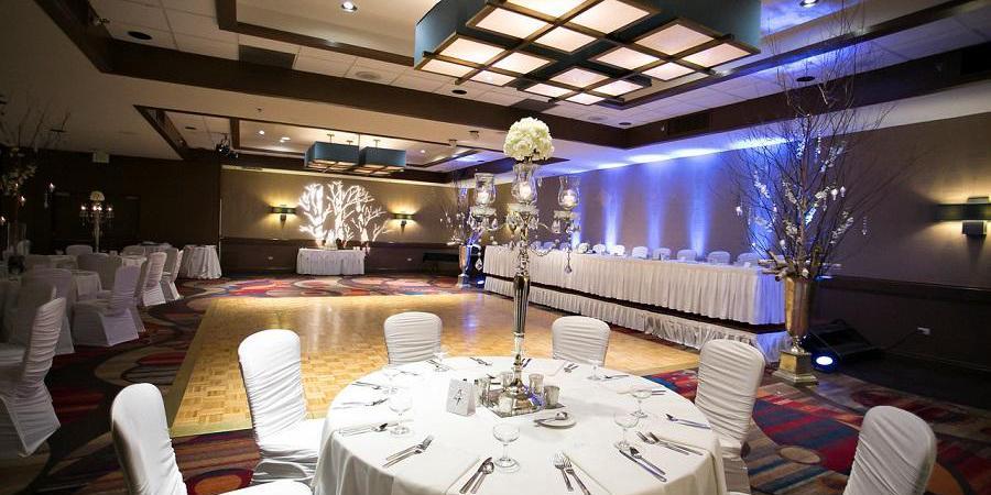 Crowne Plaza Dayton wedding Dayton