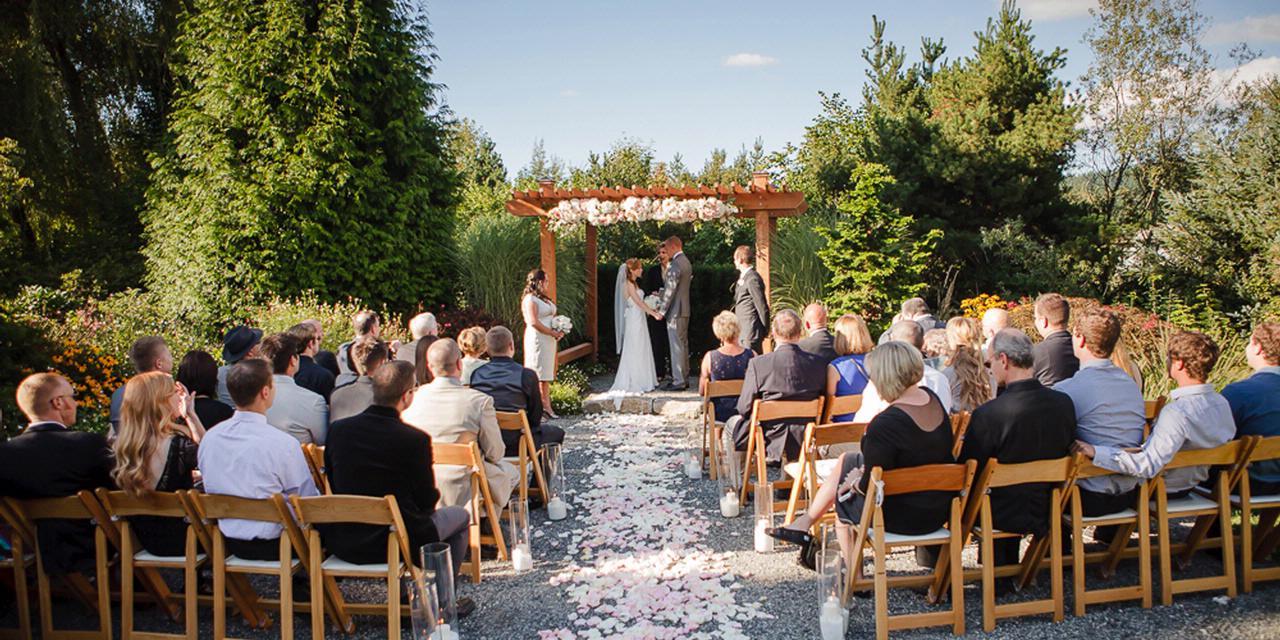 Willows Lodge wedding Seattle