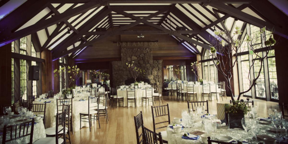 Brazilian Room wedding San Francisco