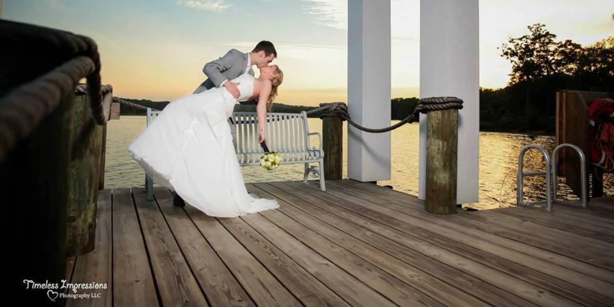 Water's Edge Events Center wedding Eastern Shore/Chesapeake Bay