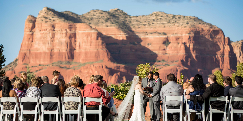 Sedona Golf Resort wedding Sedona/Flagstaff