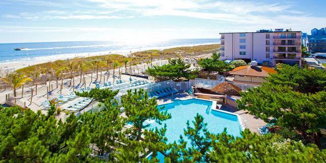 Holiday Inn Oceanfront wedding Eastern Shore/Chesapeake Bay