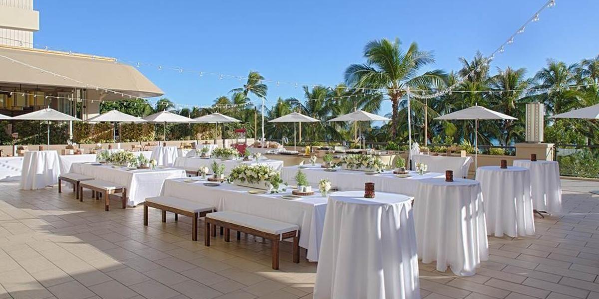 Hyatt Regency Waikiki Beach Resort & Spa wedding Oahu
