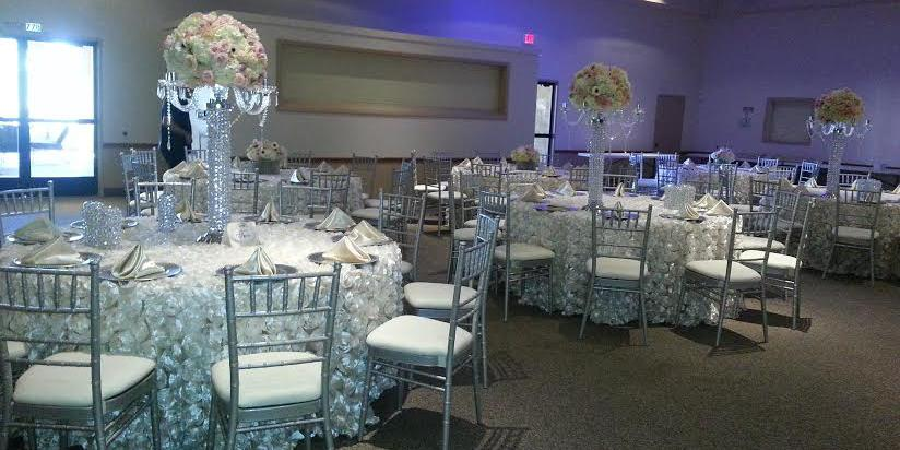 The Vistas Ballroom at Westbrook Village wedding Phoenix/Scottsdale