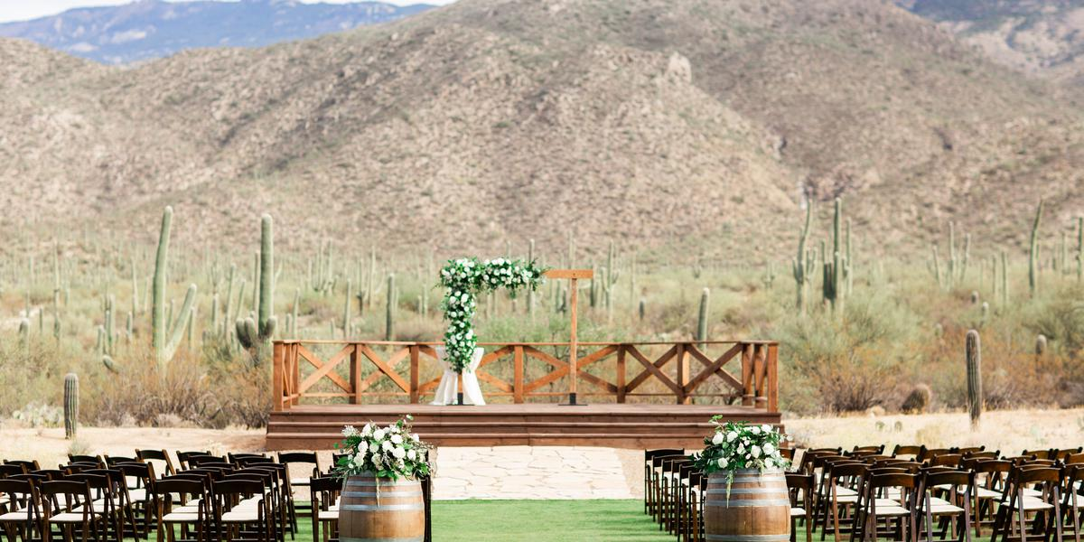 Tanque Verde Ranch wedding Tucson