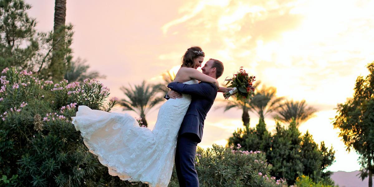 Indian Wells Golf Resort wedding Palm Springs
