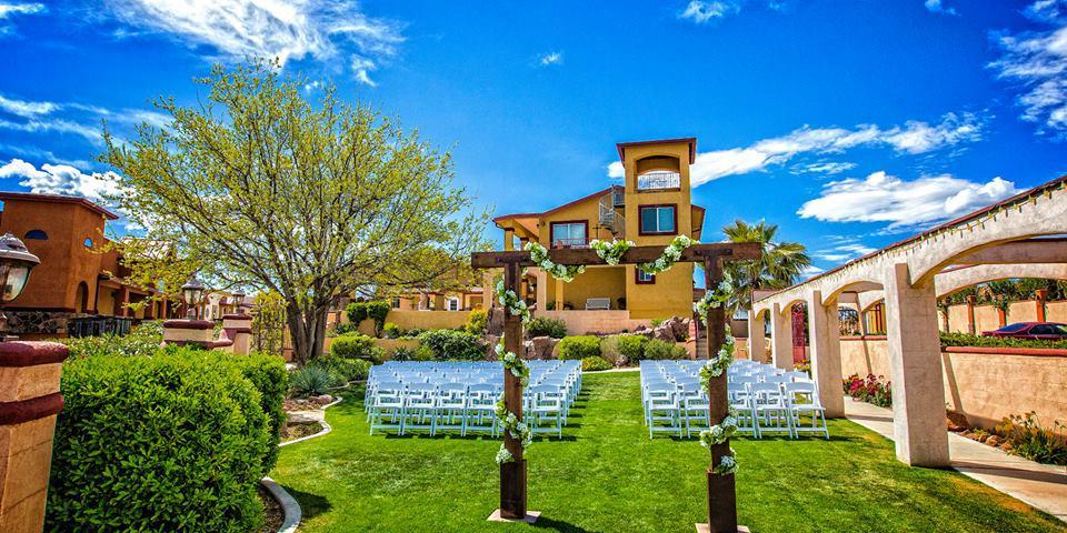 Dream Manor Inn wedding Phoenix/Scottsdale
