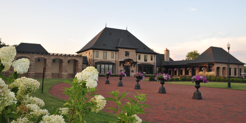 Pinnacle Golf Club wedding Columbus