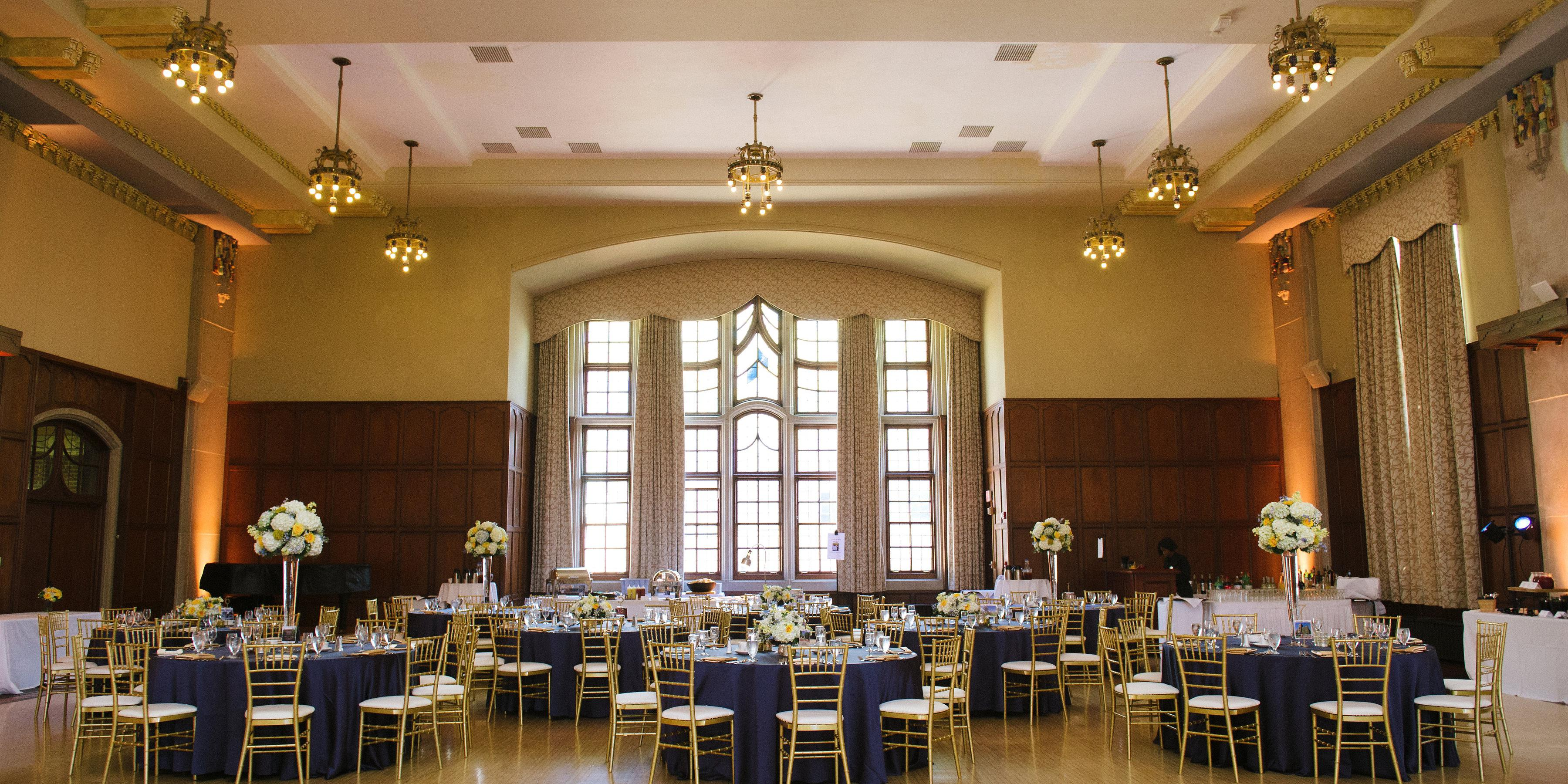 Michigan Union - University of Michigan wedding Ann Arbor