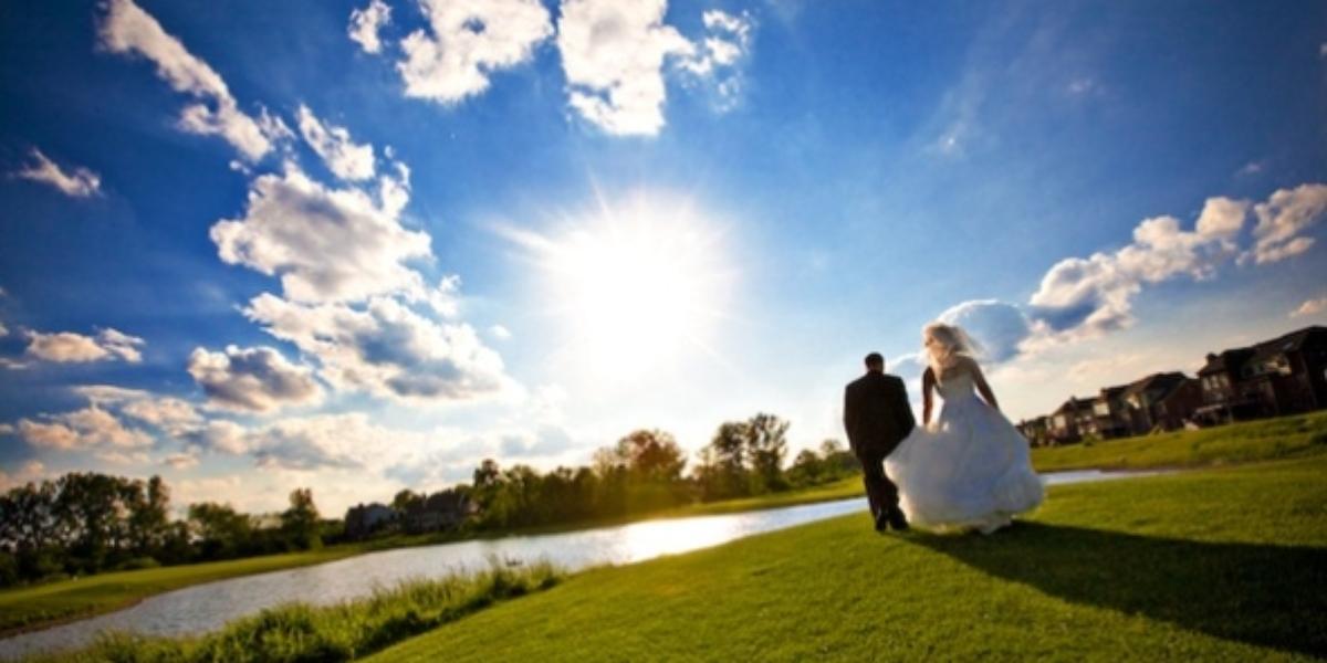 Northville Hills Golf Club wedding Ann Arbor