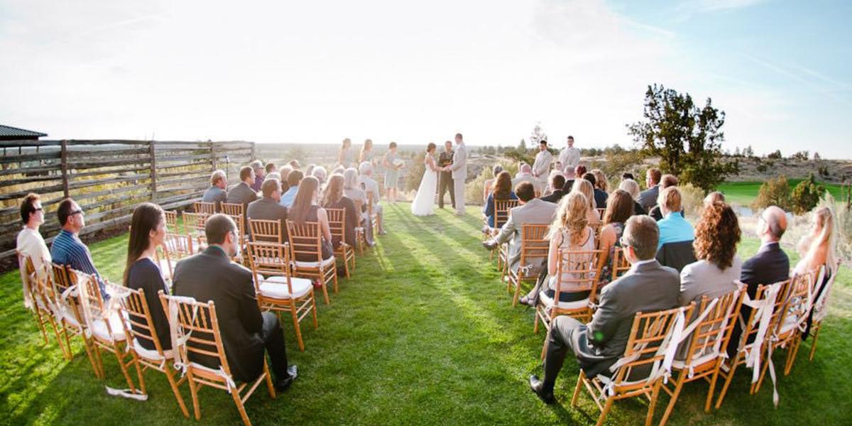 Brasada Ranch wedding Willamette Valley