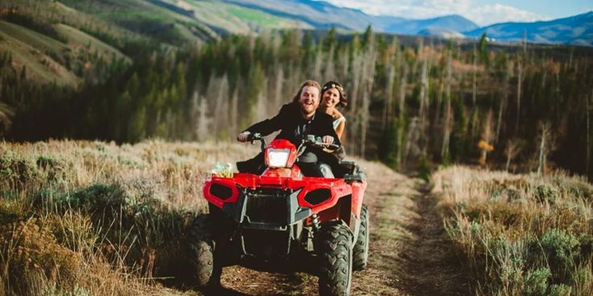Aspen Canyon Ranch wedding Denver