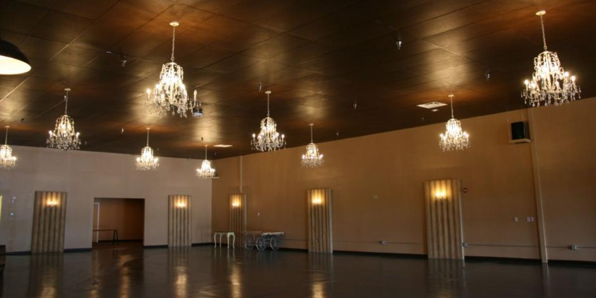 Highlander Event Center wedding Lexington