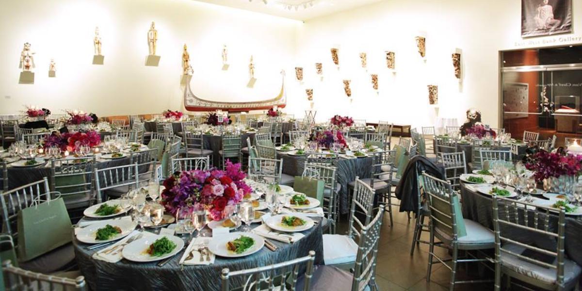 Bowers Museum/Patina Catering wedding Orange County