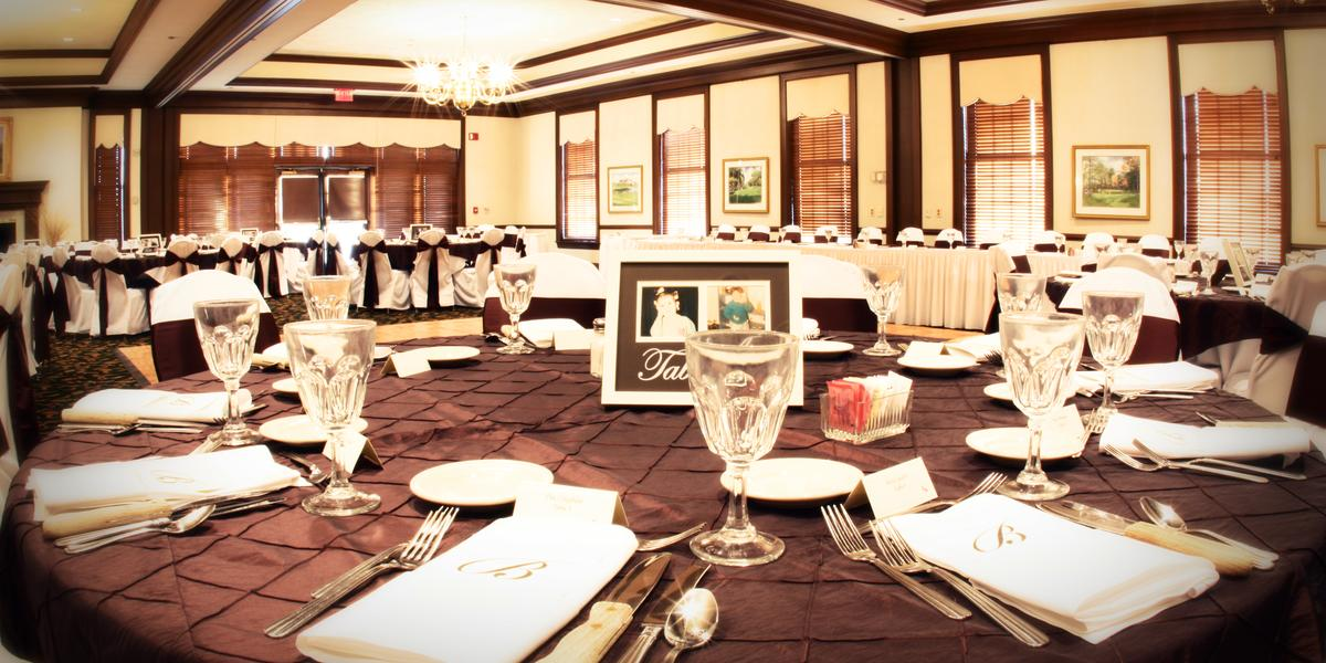 The Golf Club at Yankee Trace wedding Dayton