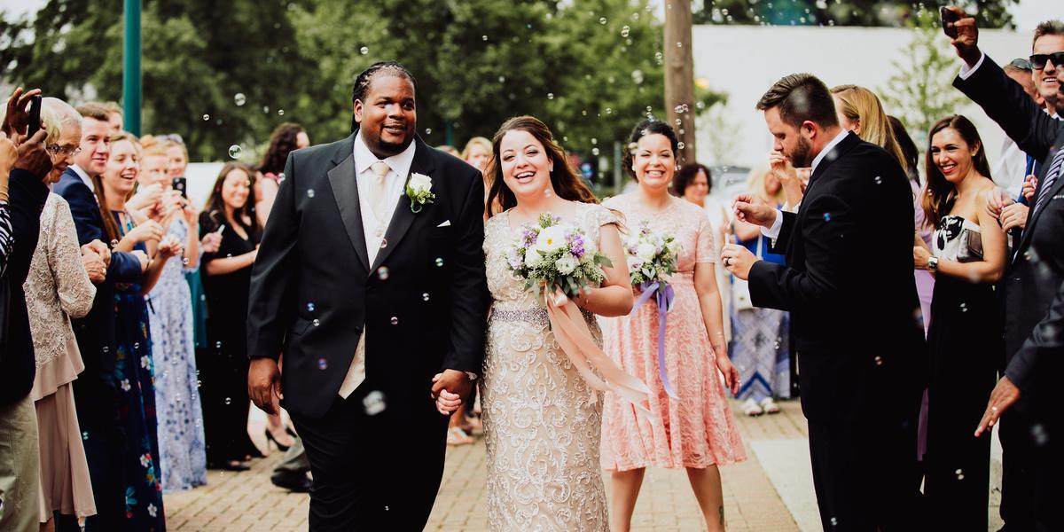 The Gahanna Sanctuary wedding Columbus
