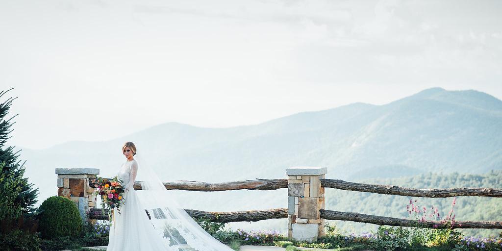 Rockwood Lodge - Highlands, NC wedding Asheville